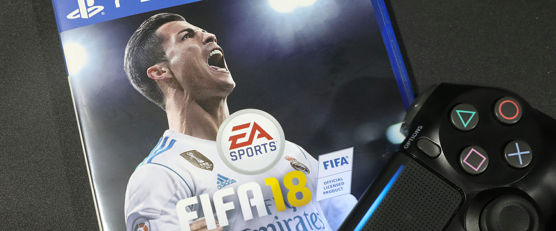FIFA 18, gioco di punta del fenomeno eSport