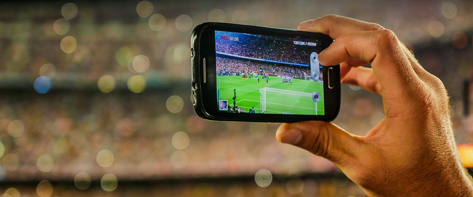 social fan engagement all'interno dello stadio