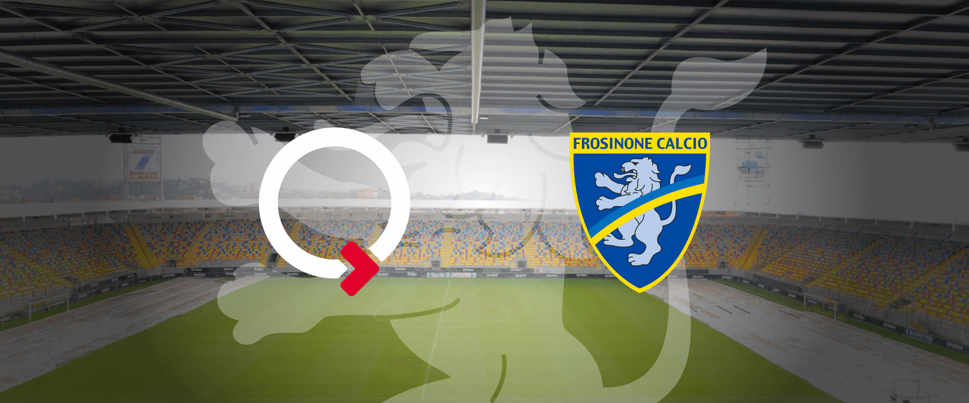 frosinone iquii official digital partner