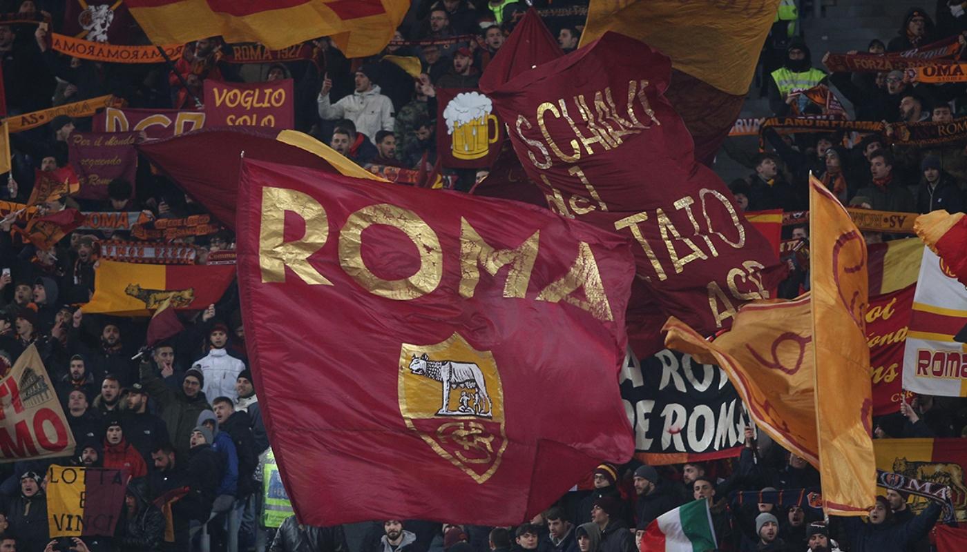 andrea fabbricini as roma