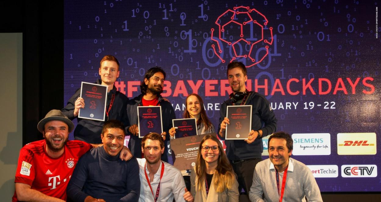 hackathon e calcio