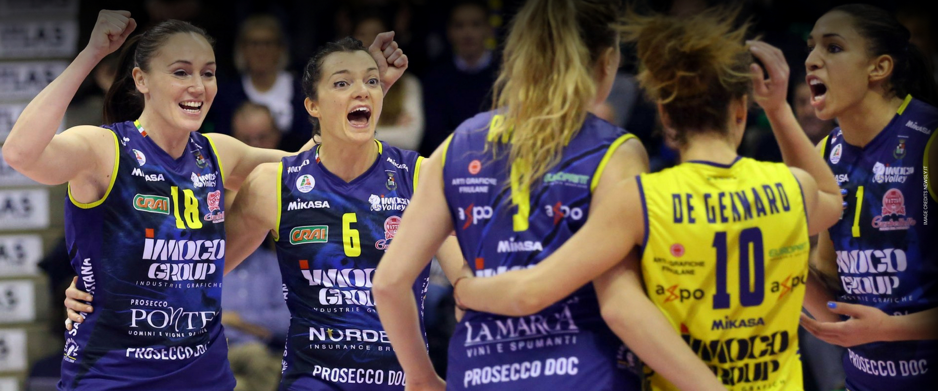 imoco volley fan engagement