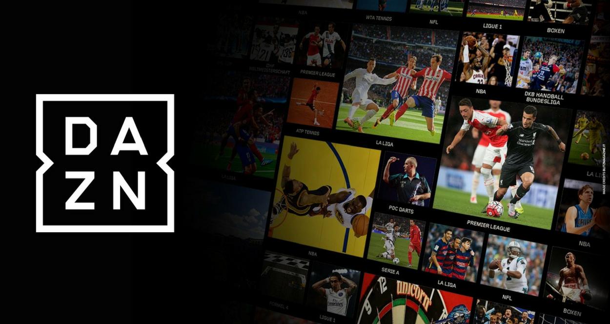 dazn e sport management 4.0