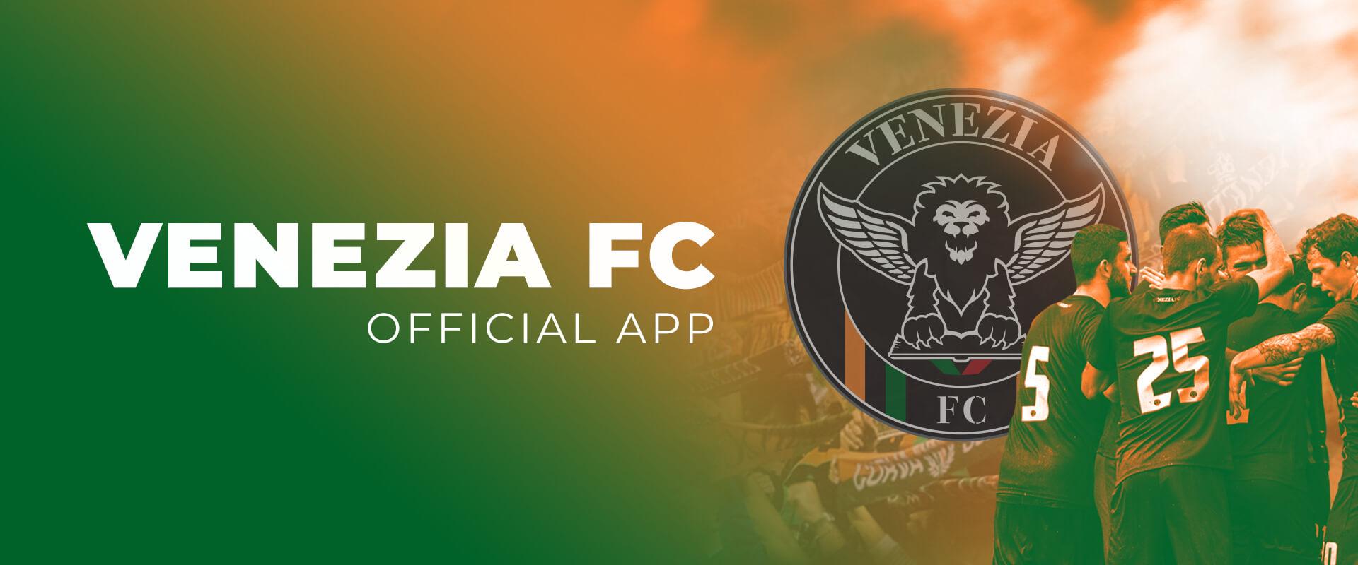 official app venezia fc