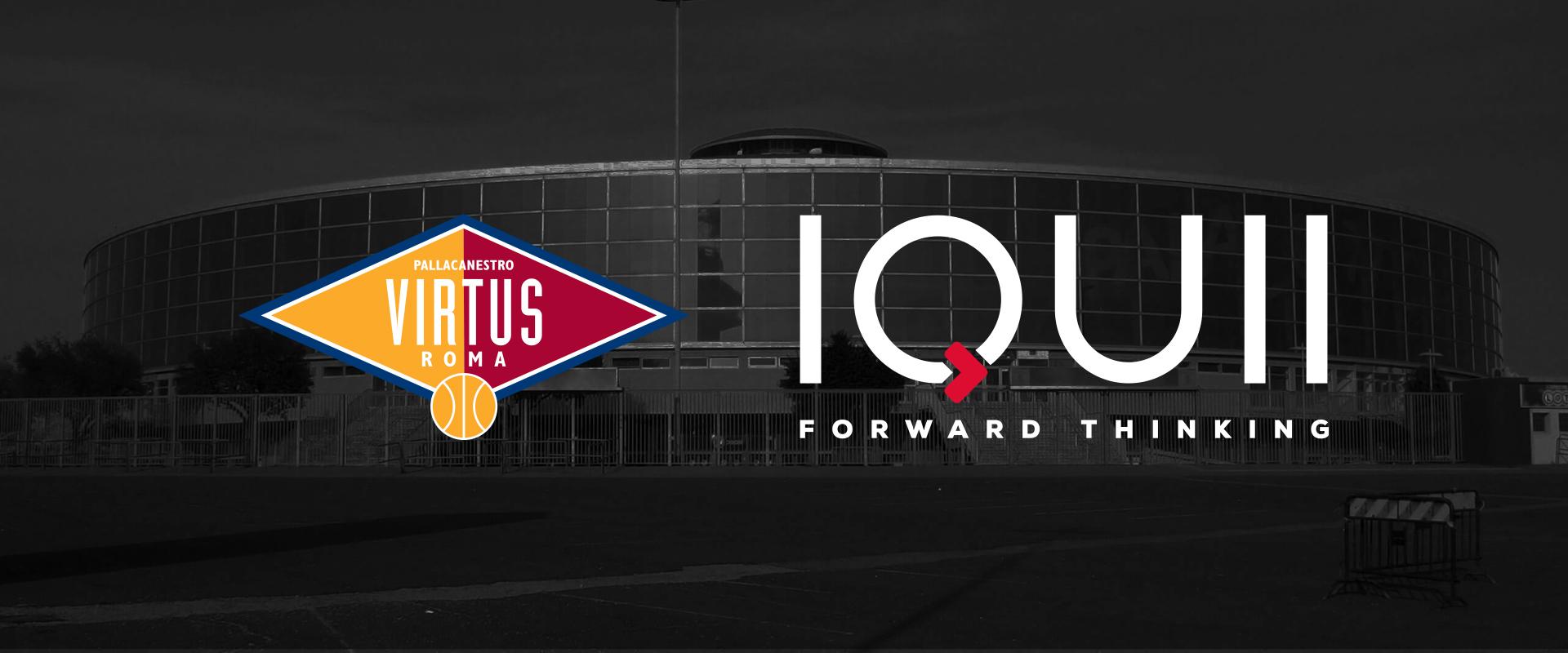 Virtus Roma stringe la partnership con IQUII e lancia la Sport Platform