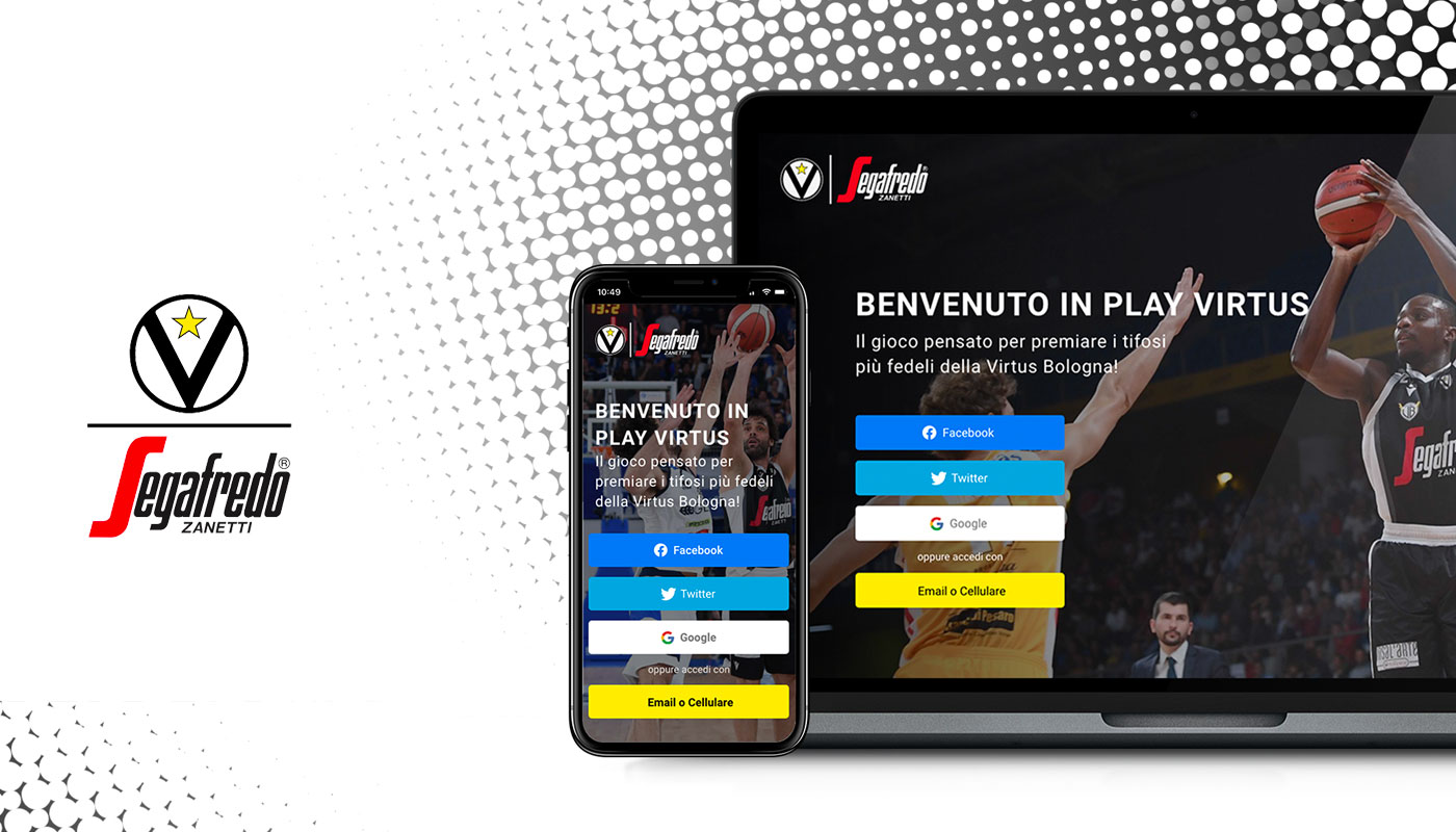 Play Virtus: Fanize fa il suo ingresso ufficiale nel mondo della pallacanestro italiana