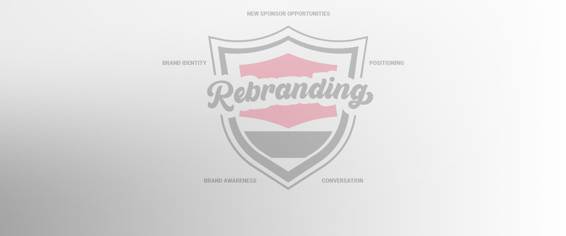 rebranding nello sport