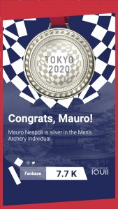 Giochi olimpici Tokyo 2020
